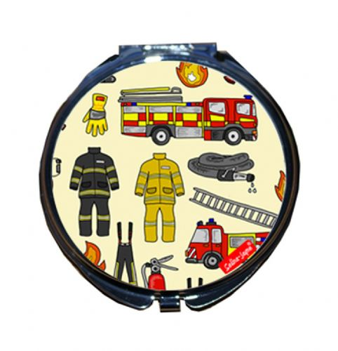 Selina-Jayne Firemen Limited Edition Compact Mirror